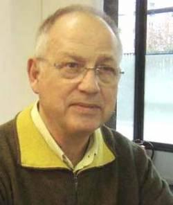 Carles Castellanos, històric militant independentista, membre de l'ANC, militant del MDT i professor de la UAB