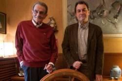 El                                                           president de                                                           la Generalitat                                                           amb el seu                                                           pare Artur Mas                                                           i Barnet