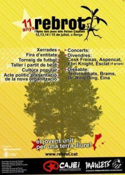 Cartell Rebrot 2012