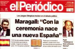 """La construcció de la """"Nova Espanya"""" amb els JJOO del 1992: via lliure a la corrupció i la tortura"""