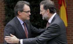 Mas i Rajoy