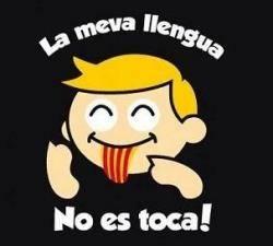 """Campanya """"Català a l'escola"""""""