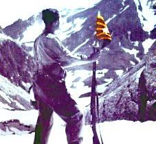 El Regiment Pirinenc núm.1: la lluita contra els feixisme dels escamots alpins