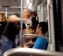 Nova agressió xenòfoba al Metro de Barcelona