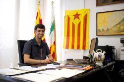Eudald Calvo Català, el nou alcalde d'Argentona