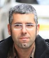 Jordi Navarro, ecologista, decreixentista, llicenciat en Geografia i militant de la CUP, ex-regidor a l'Ajuntament de Girona