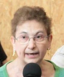 Blanca Serra Puig, membre de la CUP Barcelona i de l'ANC