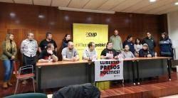 Josep Cabré i Elisabeth Martínez encapçalen la llista de la CUP a Alpicat