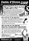 L'Esquerra Independentista organitza diversos actes a les Festes d'Hivern de Vilafranca del Penedès