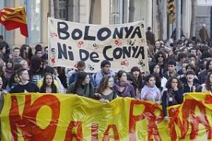 Manifestació de Girona