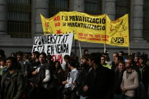 Manifestació de València