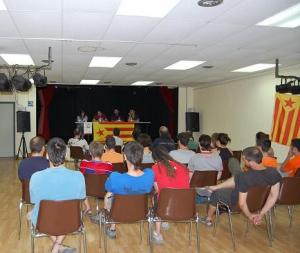 Presentació de l'Assamblea de l'Esquerra Independentista de l'Hospitalet